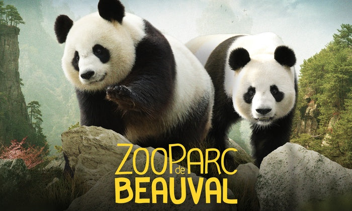 ZOO DE BEAUVAL ADULTE 1 JOUR