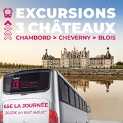 Les excursions en Avril