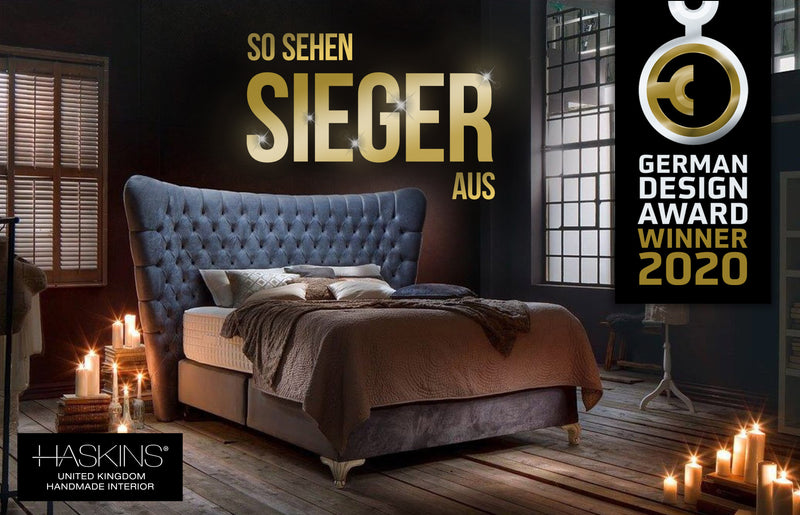 Boxspringbett ''Secret'' German Design Award Winner 2020