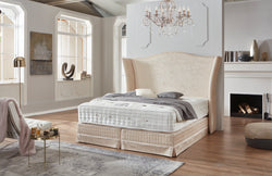 "Boxspringbett ""James I"""