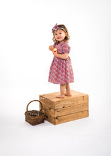 Load image into Gallery viewer, Liberty baby girls luxury dress uk