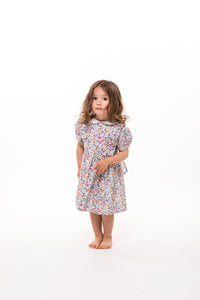 betsy liberty print girls dress