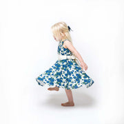 liberty flower girl dress betsy blue