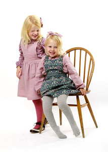 "Liberty Print Girls Pinafore ""Isabel"""