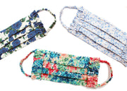 liberty print  luxury face mask