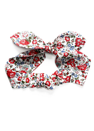 Liberty Print Baby Top Knot Hair Band