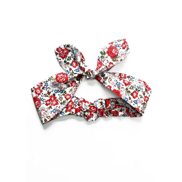 liberty top knot headband ladies
