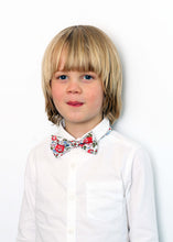 Page Boys Liberty Print Bow Tie - Wild Flowers