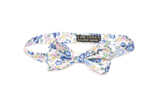 Load image into Gallery viewer, Daddy and Me Liberty Print Bow Tie - Red Felicite