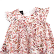 "Load image into Gallery viewer, Liberty Print Girls Frill Dress - ""Ellie"""