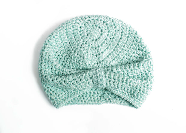 duck egg baby turban
