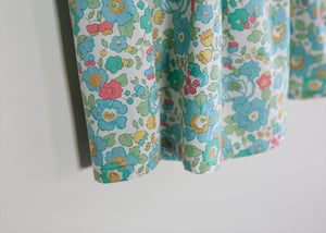 Sue Baby Dress - Betsy Teal Liberty