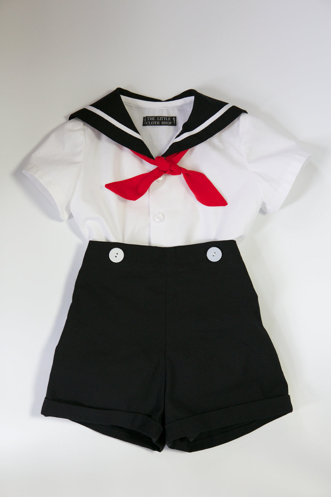 Toddler Sailor Suit  -