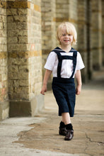 Load image into Gallery viewer, UK Childrens sailor suit christening outfit uk prince george