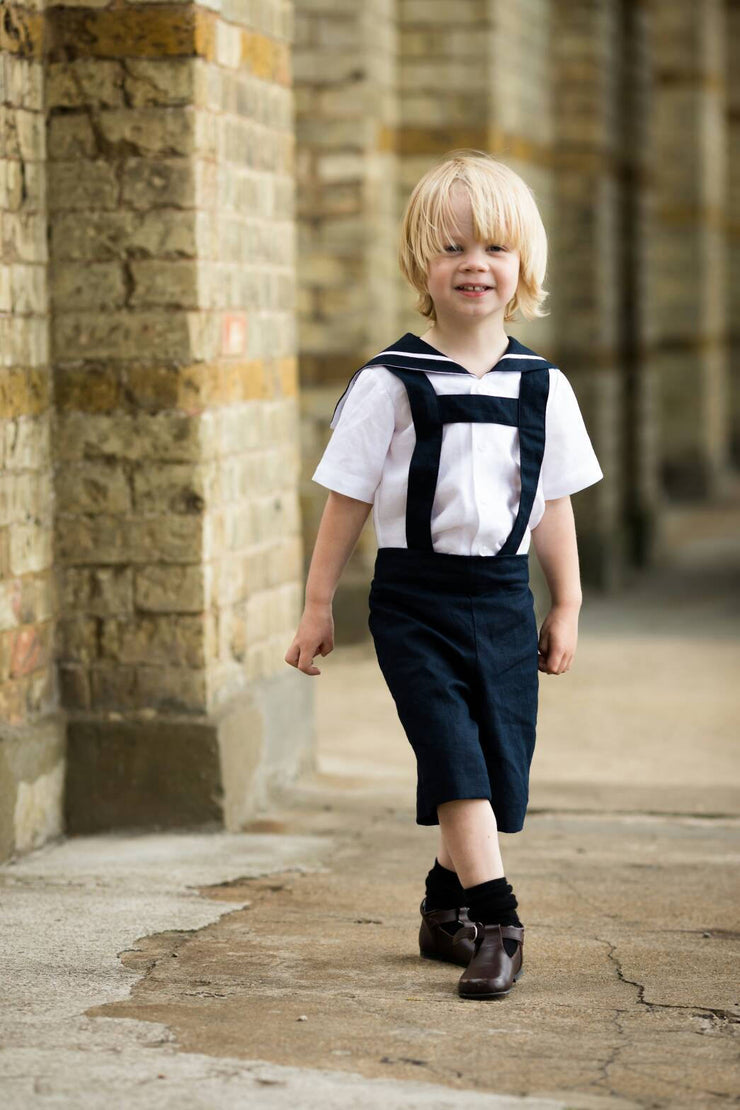 UK Childrens sailor suit christening outfit uk prince george