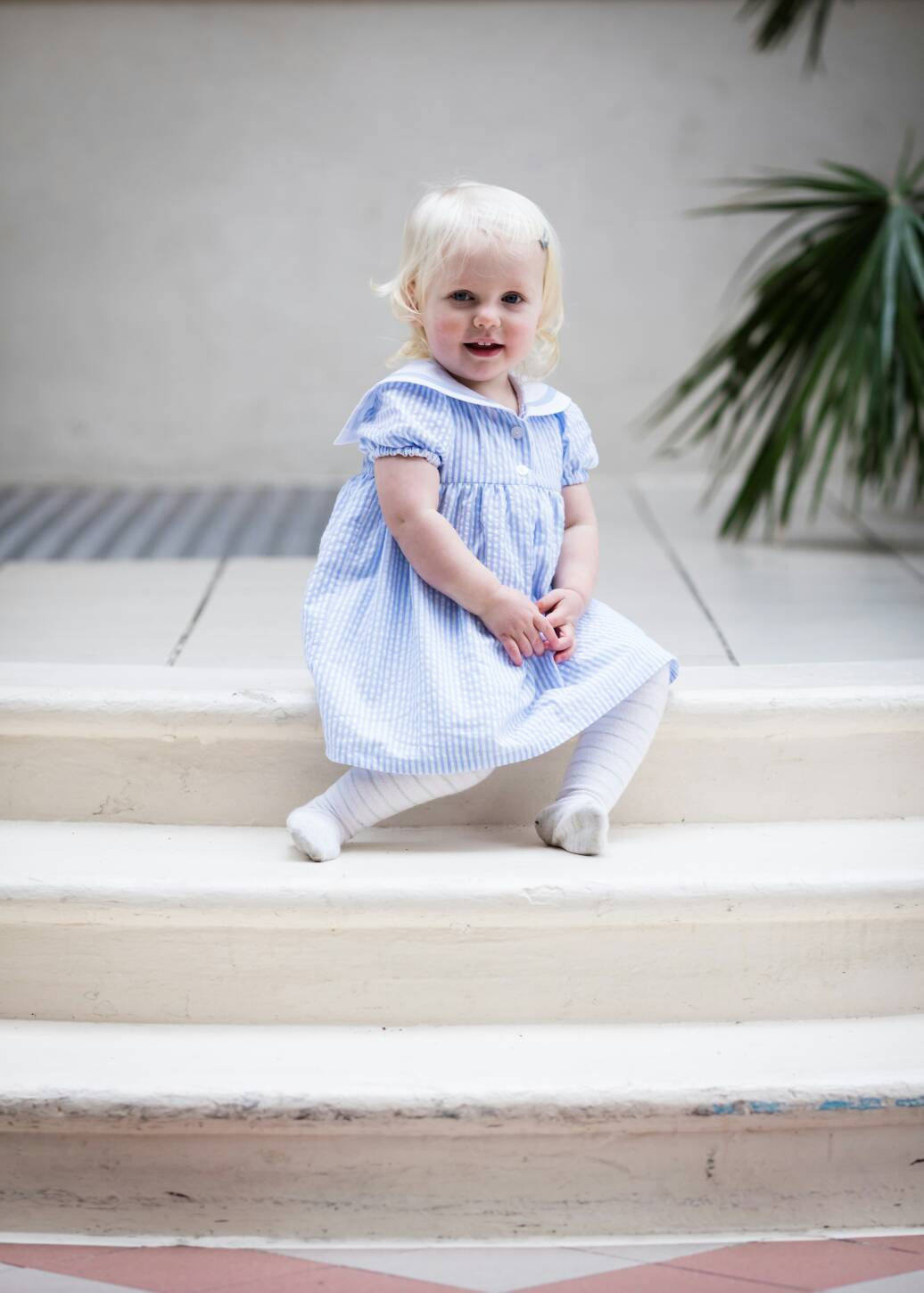 sailor christening dress baby