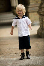 Load image into Gallery viewer, toddler sailor suit romper uk