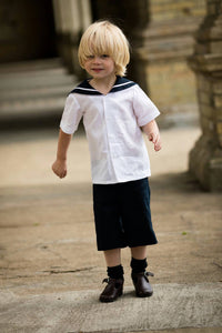 boys nautical page boy outfit uk