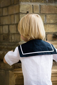 sailor christening outfit
