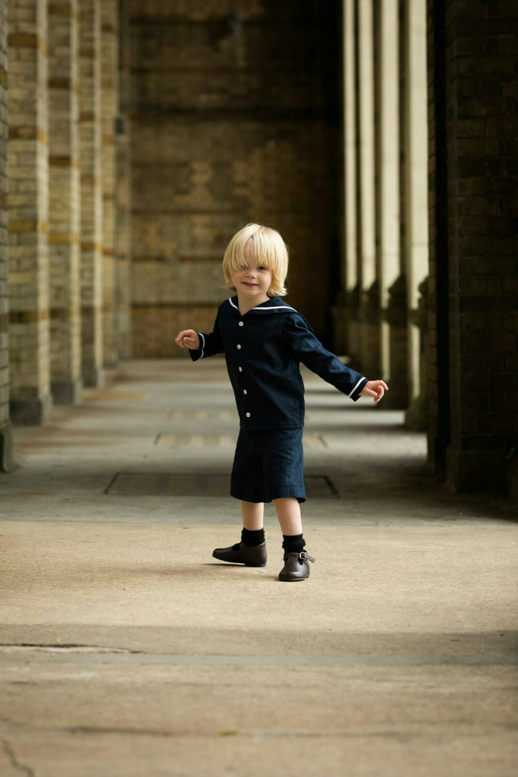 sailor suit for page boy or christening uk