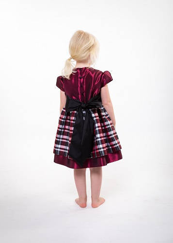 SALE - Taffeta Festive Party Dress