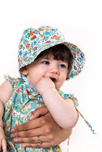 baby bonnet vintage girls liberty hat