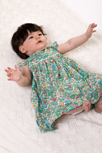 liberty baby girls dress luxury uk