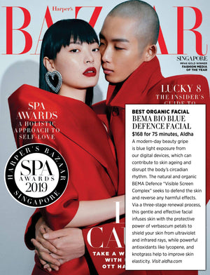 The 2019 Harper's Bazaar Spa Awards