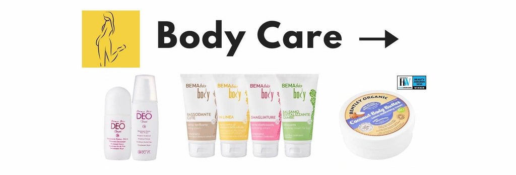 Shop Body Care Gifts | Clean Organic Natural Skin Care Body Cream Shower and Bath Christmas Presents