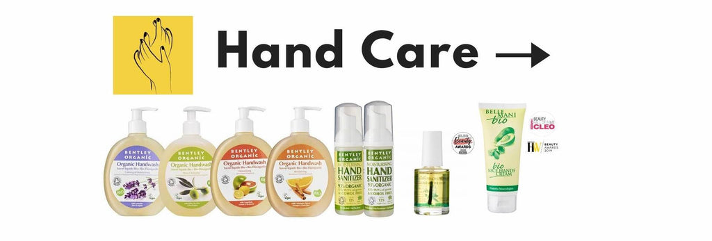 Shop Hand Care Gifts | Clean Organic Natural Hand Cream Manicure Nails Christmas Presents