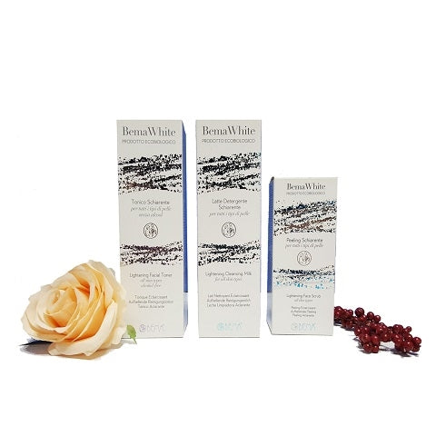 White Radiance Set - Aldha