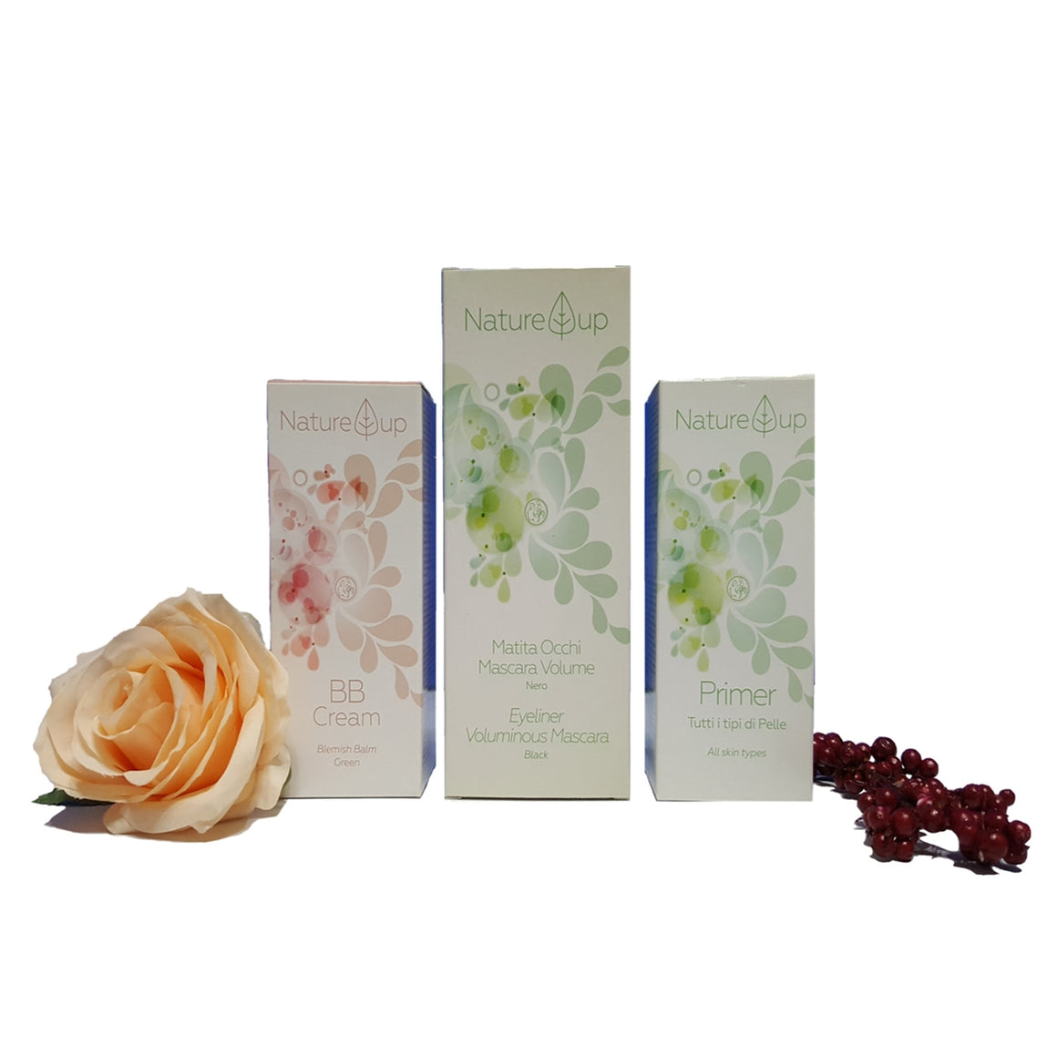 Nature Up Natural Beauty  Set 01 (Available in three shades)