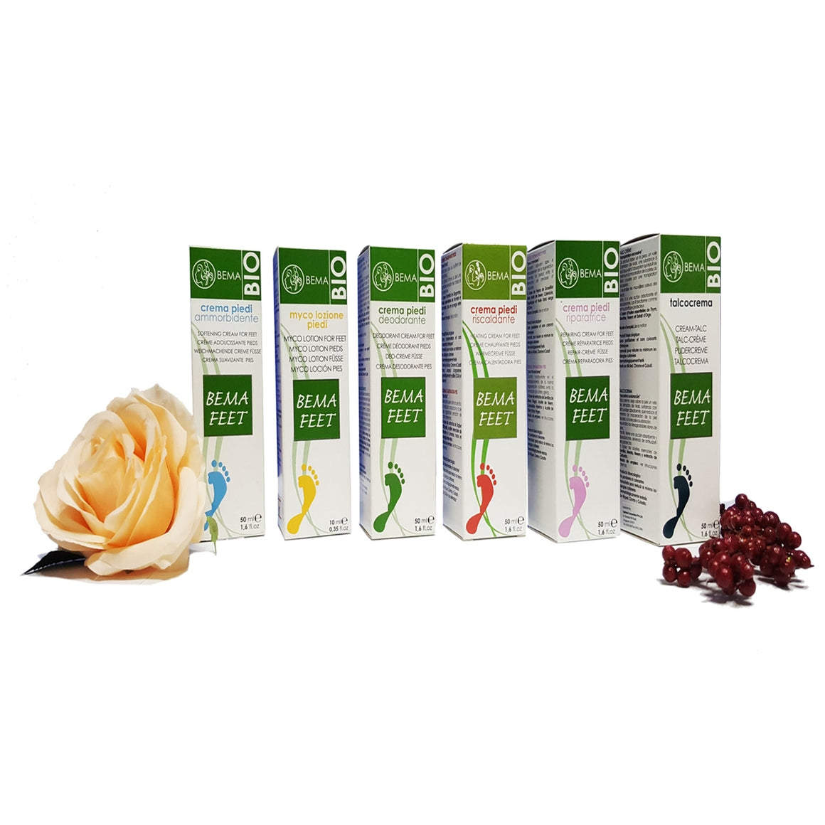 Bio Feet Care Set - Aldha