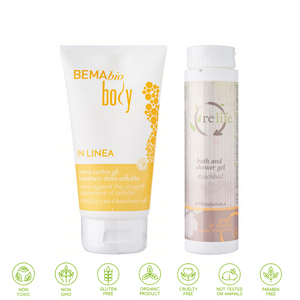 Body Beautiful Cellulite Duo Gift Set - Aldha