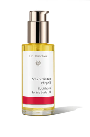 Blackthorn Toning Body Oil - Aldha