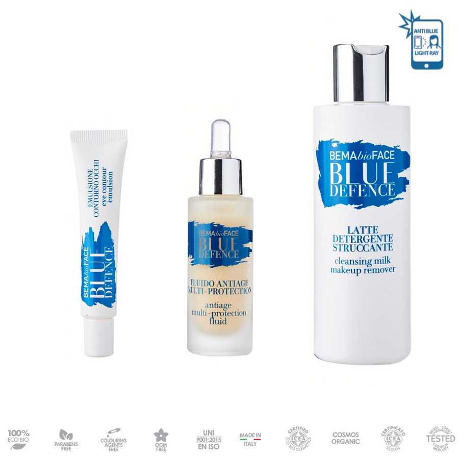 Ultimate Blue Defence Gift Set - Aldha