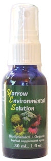 Yarrow Environmental Solution Spray (30ml) - Aldha