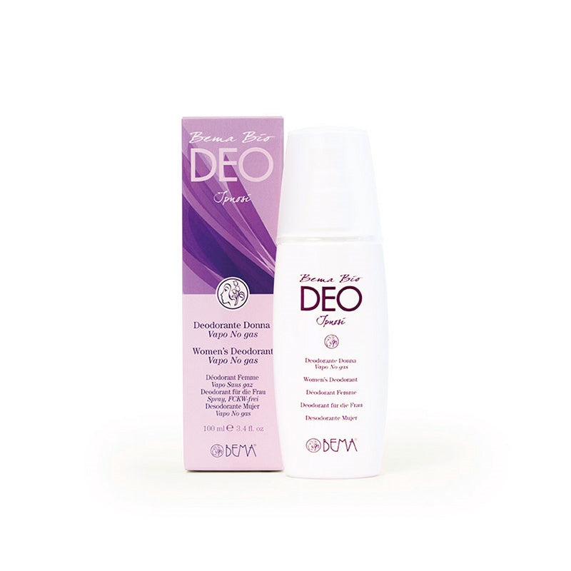 Woman's Deodorant Vapo No-Gas - Aldha