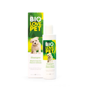 BioLovePet: White Coat Shampoo Intense White - Aldha