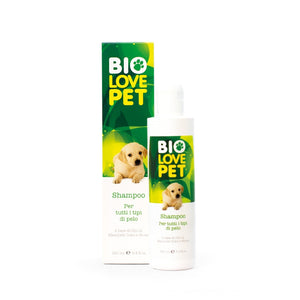 BioLovePet: Shampoo for All Types of Hair - Aldha