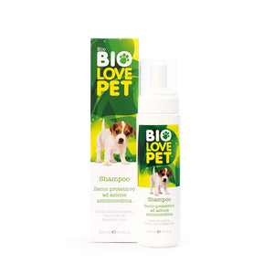 BioLovePet: Protective Dry Shampoo With Antimicrobial Effect - Aldha