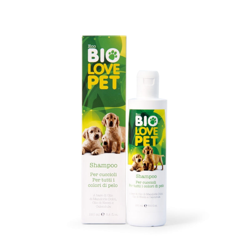 BioLovePet: Shampoo for Puppies - Aldha