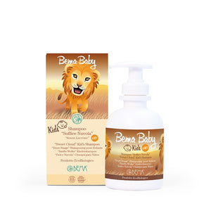"BEMA Baby ""Sweet Cloud"" Kid's Shampoo 'No Tears' pH7 - Aldha"