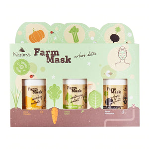 Naturys Farm Mask Set