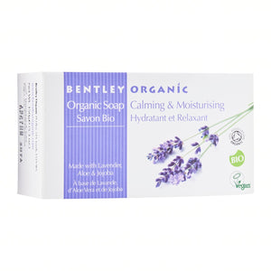 Bentley Organic : Calming & Moisturising Soap Bar