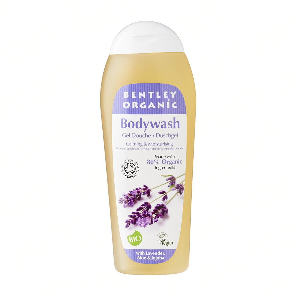 Bentley Organic : Calming and Moisturising Bodywash