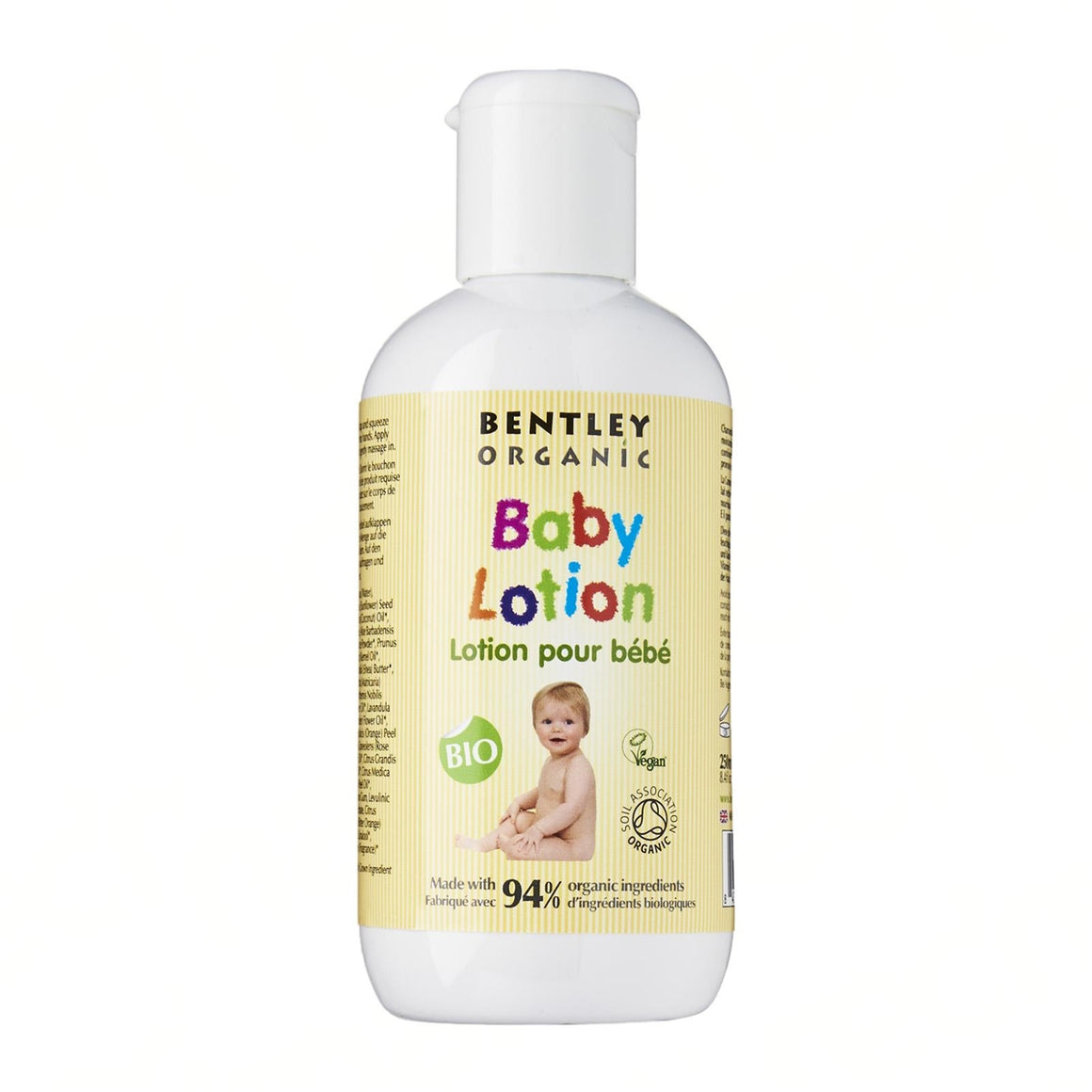 Bentley Organic : Baby Lotion