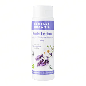 Organic Calming Body Lotion - Aldha