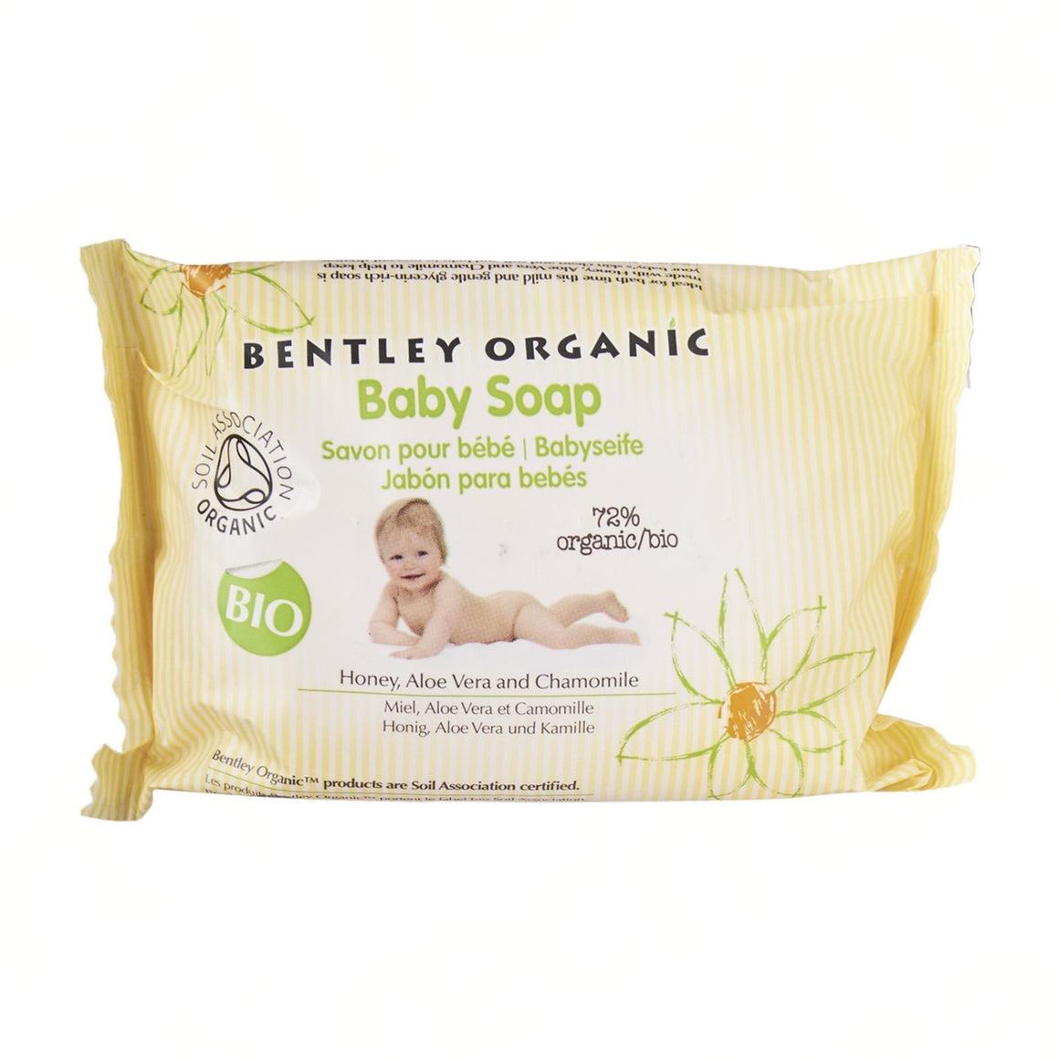 Bentley Organic : Baby Soap