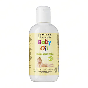 Bentley Organic : Baby Oil